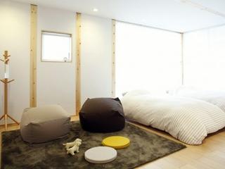 日式复式时尚住宅欣赏
