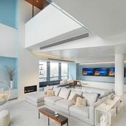 极简主义简约一居室欣赏客厅设计