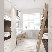 现代精致住宅儿童房