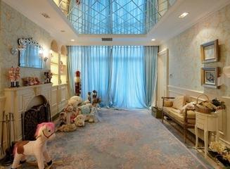 简约实用型家居欣赏儿童房