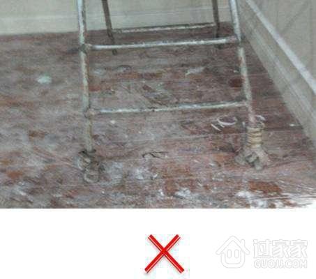 地板安装验收规范