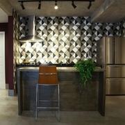 旧房改造温馨住宅欣赏厨房