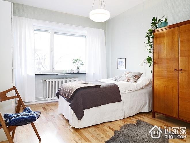 不失精致的50平简约户型欣赏卧室