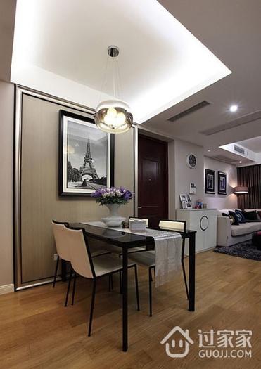 69平简约二居室装修案例