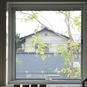 112平日式风格住宅欣赏卧室窗台
