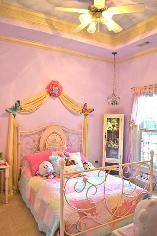 美式风格住宅套图儿童房