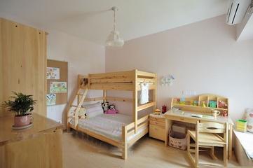 混搭三室两厅住宅欣赏儿童房