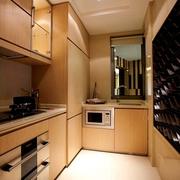 现代简约风格效果图厨房