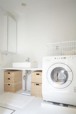 144平日式风格别墅欣赏洗手间