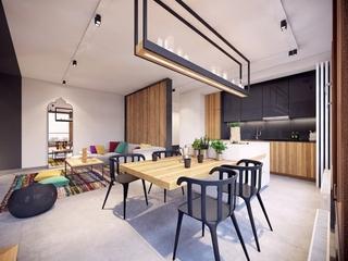 客厅吊顶设计效果图 缤纷多彩的生活