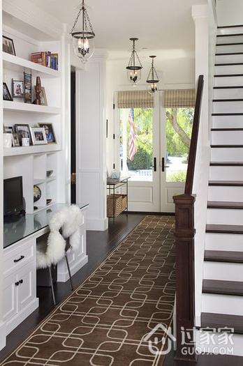 现代风复式住宅欣赏楼梯