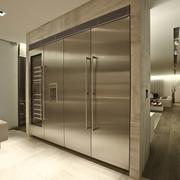 奢华现代风格住宅厨房家电