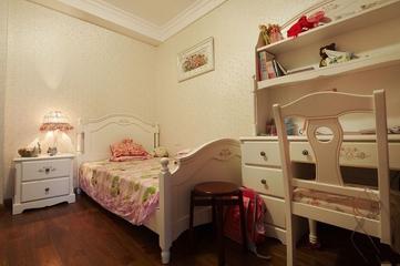 美式温馨效果图案例欣赏儿童房