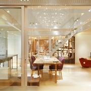 清新MIUI复式楼欣赏餐厅效果