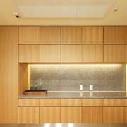 89平日式温馨复式楼欣赏厨房