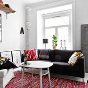 56平黑白两居室欣赏