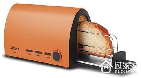 烤面包机的产品特性及工作原理