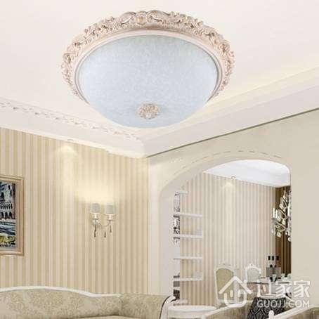 最详细的卧室欧式吸顶灯安装步骤