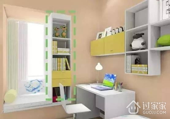 收纳达人(1):太牛B了 1㎡空间竟能摆放这么多家具