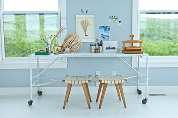蓝色海洋别墅欣赏厨房