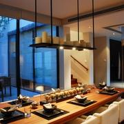 新中式风格厨房设计
