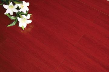 海棠木地板:地板界的贵族