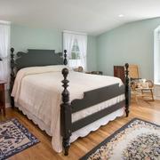 美式乡村住宅效果套图赏析卧室