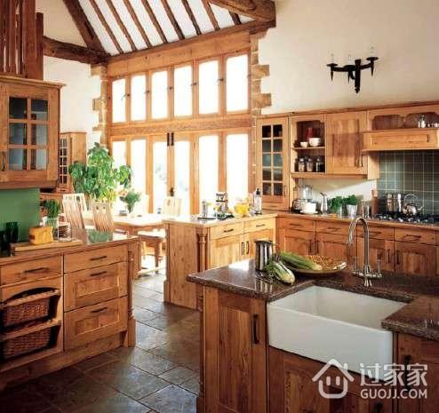 装修前 装修设计 什么是英式乡村风格
