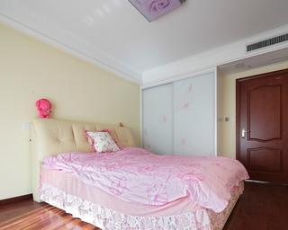 98平温馨家园住宅欣赏儿童房