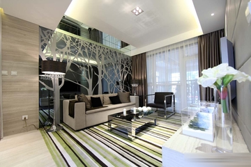 现代住宅公寓