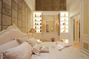 欧式复式设计卧室