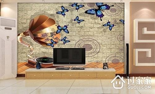 3D背景墙的优势及应用场所