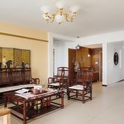 中式客厅设计图片大全