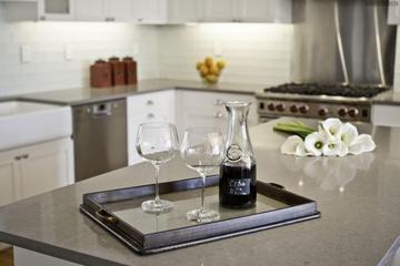 美式优雅三居室欣赏厨房橱柜