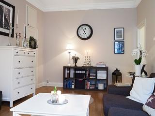 整洁优雅宜家风格欣赏客厅