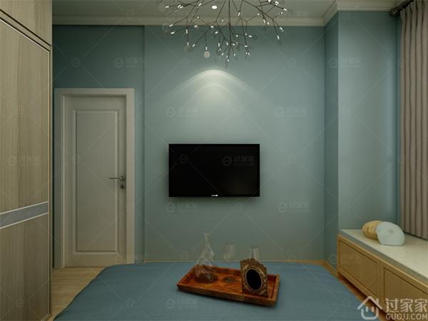 【臻品案例鉴赏】第63期「舒适系」——简约明快的87㎡现代之家