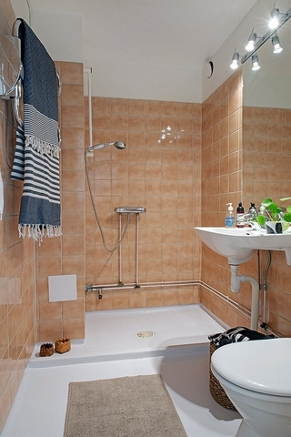 39平小户型住宅欣赏卫生间