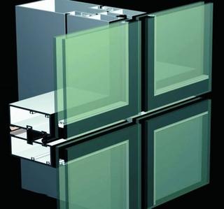 幕墙玻璃板块的安装技巧