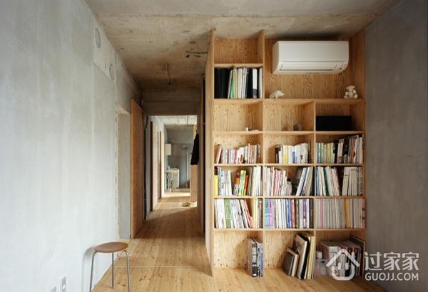 日式极简毛坯设计欣赏