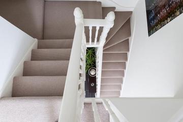 简欧风格楼梯设计效果图