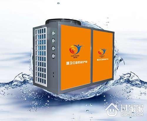 空气能热泵的安装步骤和安装方法