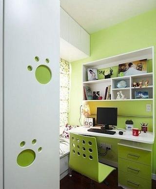 简约诱惑住宅欣赏儿童房设计