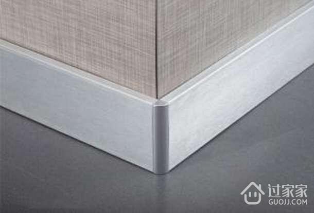 铝合金踢脚板的优势及安装注意事项