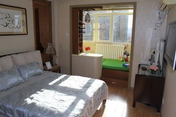 72平老房翻新住宅欣赏卧室