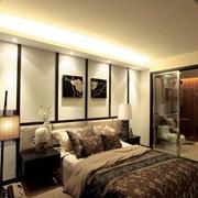 日式风格卧室效果