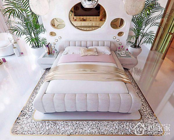 2个超有创意的卧室设计:绽放吧,卧室 !
