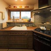 40平日式超牛搭配欣赏厨房陈设