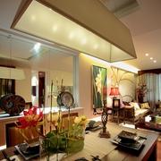 时尚东南亚餐厅