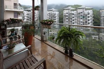 东南亚风格三居室欣赏阳台设计
