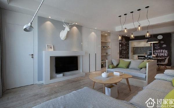 想让家变得自然无拘束,首选现代风格装修和搭配现代风格家具